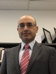 Photograph of Aamir Hashmi